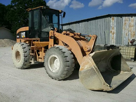 Caterpillar 928G Articulated Wheel Loader