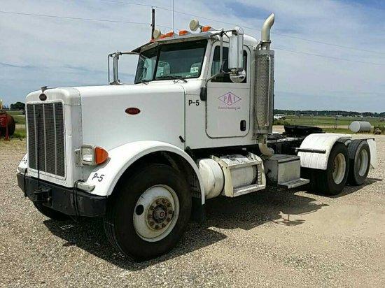 2005 Peterbilt 378 T/A Truck Tractor