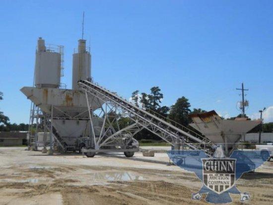 1976 CS Johnson Dry Batch Concrete Plant
