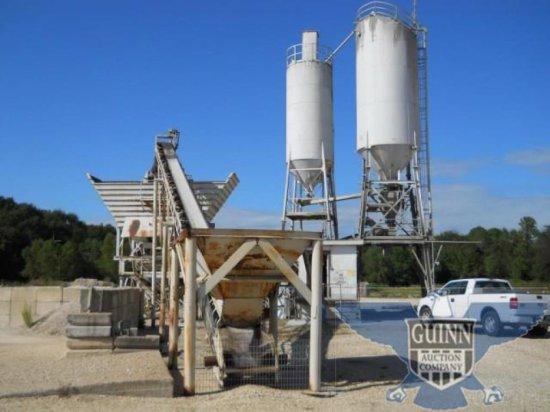 Dry Batch Concrete Plant