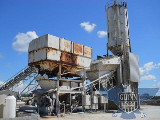 1995 Vince Hagan Dry Batch Concrete Plant