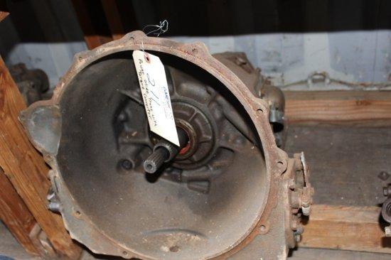 Power Glide Trans w/Torque Converter