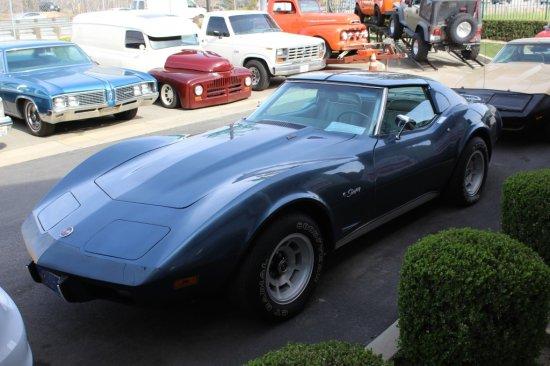75' Chevrolet Corvette Coupe