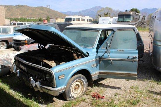 70' Chevrolet Blazer