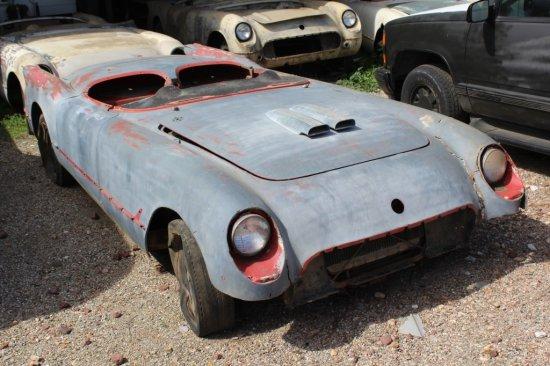 55' Chevrolet Corvette