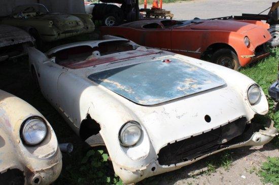 54' Chevrolet Corvette