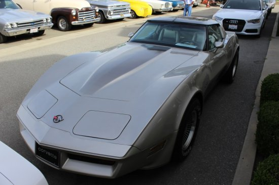 82' Chevrolet Corvette Coupe