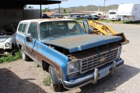76' Chevrolet Blazer