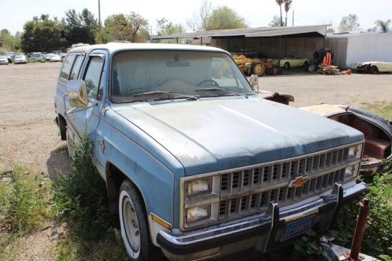 87' Chevrolet Blazer