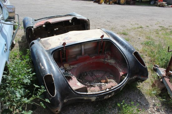 54/55? Chevrolet Corvette Body Only