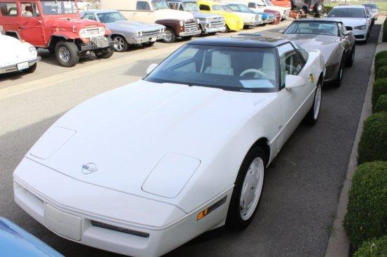 88' Chevrolet Corvette Coupe