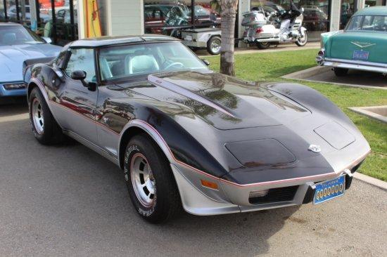 78' Chevrolet Corvette Coupe