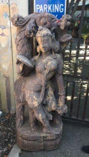 Buddhist Marble Statue