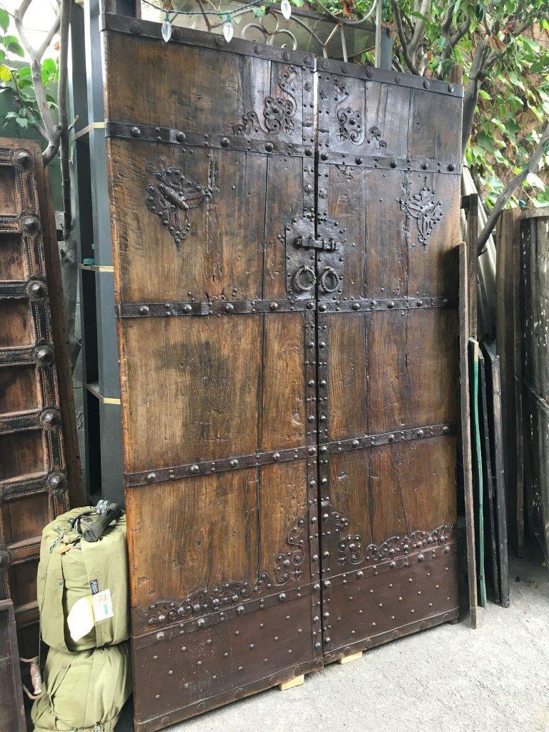Large Tibet Doors