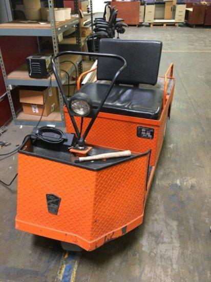 Taylor Dunn Warehouse Cart