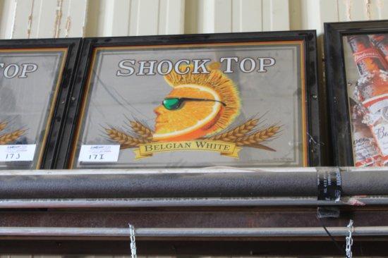 Shock Top Mirror