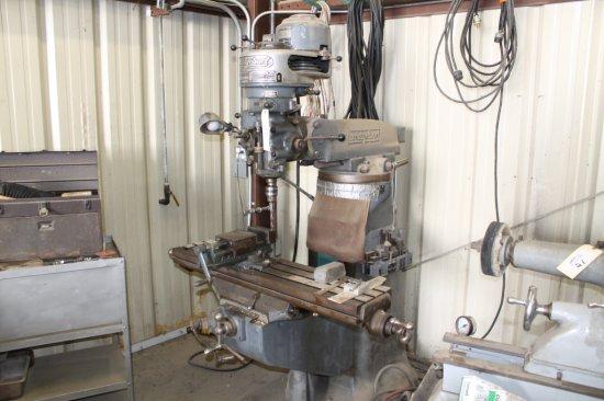 Milling Machine Bridgeport