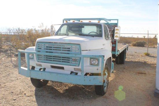 F700 Trailer Truck Propane Conversion