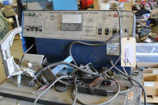 Generator Alternator Starter Tester