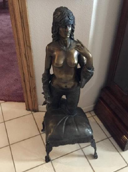 Albert Deluca Bronze