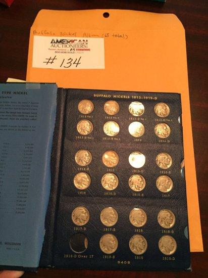 Buffalo Nickel US Coin Collectoin