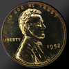1952 Lincoln Cent Penny Gem Proof Coin!