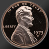 1973 Lincoln Cent Penny Gem Proof Coin!