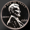1960 Lincoln Cent Penny Gem Proof Coin!