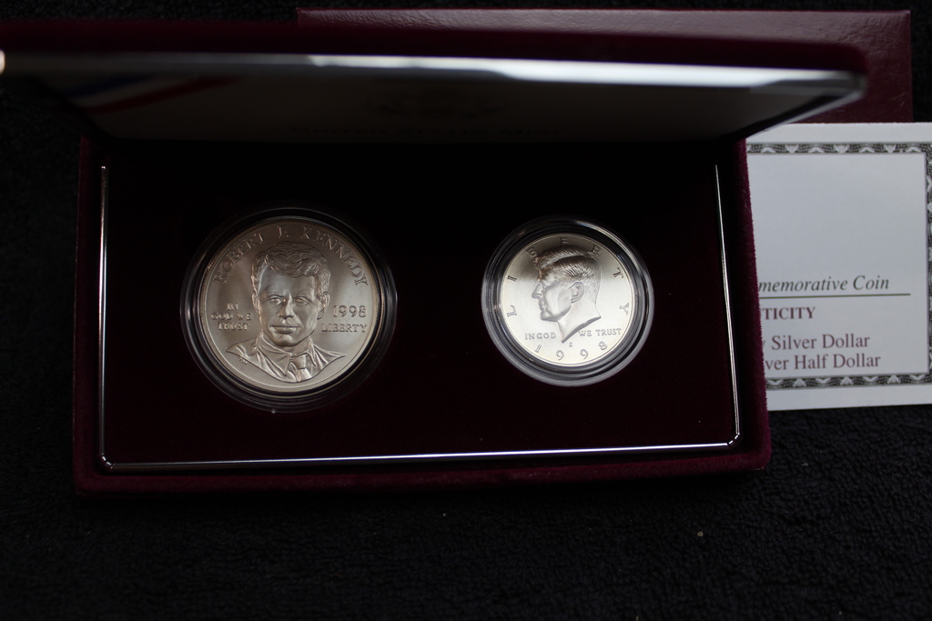 Commemorative Coins-Gold-Rare-PROOF-UNC-Matte