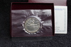 1992 Olympic Gymnast Commemorative Half Dollar UNC  BOX & COA