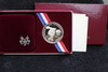 1983 Olympic Proof Silver Dollar Commemorative w/ Box COA