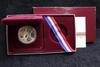 1984 Olympic Proof Silver Dollar Commemorative w/ Box COA