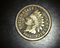 1861 Copper Nickel Indian Head Cent