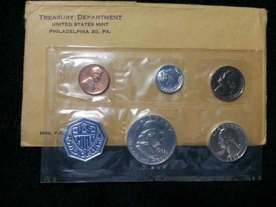 1963 Proof Set in Original Packaging