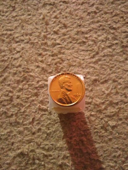 Roll 1964 Lincoln Cents Proof