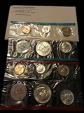 1963 Mint Set includes 10 coins original packaging