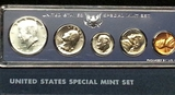 1966 Special Mint Set SMS 40% Half Dollar