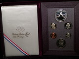 1988 United States Mint Prestige Proof Set