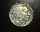 1919 Buffalo Nickel AU