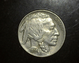 1934 Buffalo Nickel EF/AU