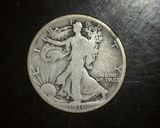 1916-D Walking Liberty Half