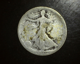1917 Walking Liberty Half