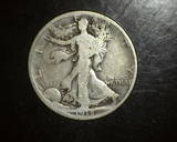 1918-D Walking Liberty Half