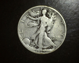 1919 Walking Liberty Half