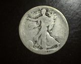 1921-D Walking Liberty Half