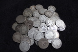 Roll of 20 Barber Quarters
