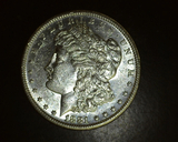 1881 S  Morgan Dollar BU