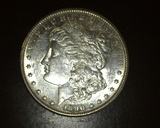 1890 S Morgan Dollar