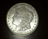 1921 Morgan Dollar HIGH MS