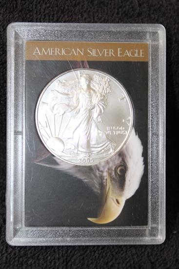 2005 1 oz. American Silver Eagle BU